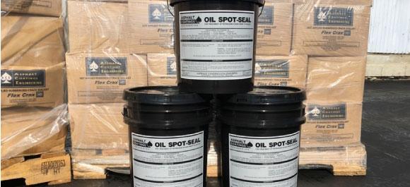 Oil Spot Sealer
