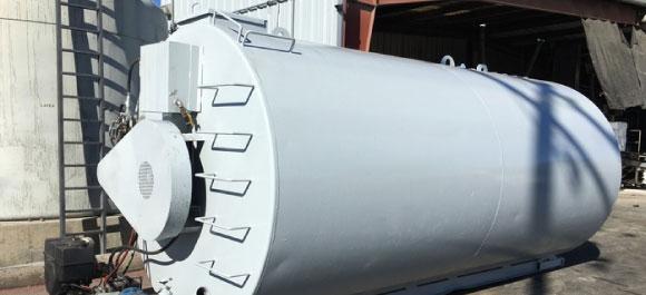 Bulk Sealer Storage Tanks